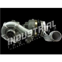 Industrial Injection Reman Stock Turbo HP + LP Turbo - 08-10 Ford Powerstroke 6.4L - 479514T