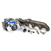Industrial Injection Silver Bullet 62mm Kit - 07.5-09 Dodge Cummins 6.7L
