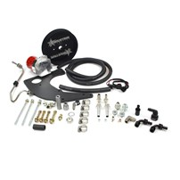 Industrial Injection Dual Fueler Pump Kit (w/o Pump) - 11-18 Ford 6.7L - 335401