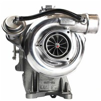 Industrial Injection XR1 Series Turbocharger -  01-04 GM Duramax LB7