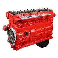Industrial Injection Engine Block - Performance Long Block - 03-07 Dodge Cummins CR