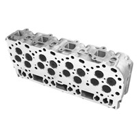 Industrial Injection Cylinder Head - Race - 01-04 GM Duramax