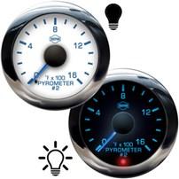 ISSPRO EV2 Pyrometer 2 w/o Color Band - R13000 Series