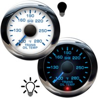 ISSPRO R13000 Series Transmission Oil Temperature Gauges