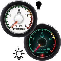 ISSPRO EV2 Pyrometer w/Color Band - R14000 Series