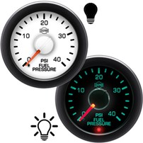 ISSPRO R14000 Series Fuel Pressure Gauges