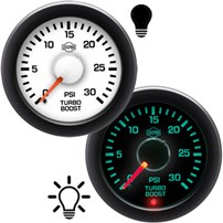ISSPRO R14000 Series Turbo Boost Gauges