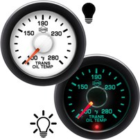 ISSPRO R14000 Series Transmission Oil Temperature Gauges