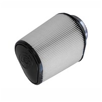 S&B Intake Replacement Filter - Dry (Disposable) - 11-16 Ford Powerstroke - KF-1050D