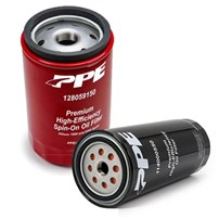 PPE Double-Deep Spin-On Trans Filter With Premium High-Efficiency Oil Filter - 01-19 Duramax