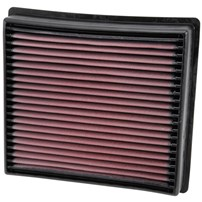 K&N High-Flow Replacement Air Filter - 13-18 Dodge Cummins 6.7L - 33-5005