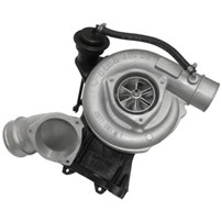 Fleece Performance 63mm Billet LB7 Cheetah Turbocharger - 01-04 GM Duramax LB7 6.6L - LB7-63