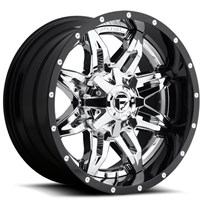 Fuel Off Road Wheels - Lethal Series