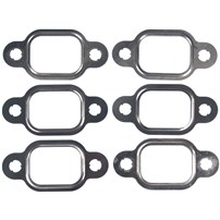 MAHLE Exhaust Manifold Gaskets - 94-98 Dodge Cummins 5.9L - MS10141