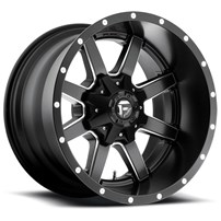Fuel Off Road Wheels - Maverick Series