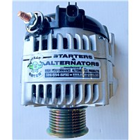 Mean Green Alternators