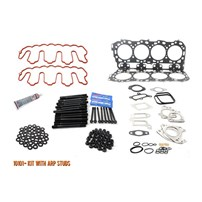 Merchant Automotive LLY Head Gasket Kit With ARP Studs - 04.5-05 GM Duramax - 10101