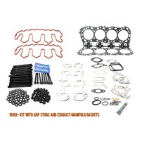 Merchant Automotive LLY Head Gasket Kit With ARP Studs and Exhaust Manifold Gaskets - 04.5-05 GM Duramax - 10102