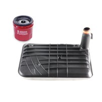 Merchant Automotive Internal Filter and Spin on Combo, fits Shallow Pan - 07-18 GM Duramax LBZ LMM LML L5P - Allison 1000 - 10715