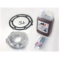 Merchant Automotive Transfer Case Pump Upgrade Kit with Magnetic Drain Plugs & Transfer Case Fluid