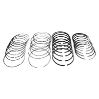 Merchant Automotive Mahle Piston Ring Set - Fits Stock Pistons