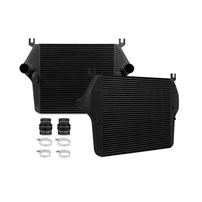Mishimoto Intercooler - BLACK - 03-09 Dodge Cummins