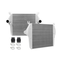 Mishimoto Intercooler - SILVER - 03-09 Dodge Cummins