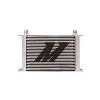 Mishimoto 25-Row Dual Pass Oil Cooler - Universal - MMOC-25DP
