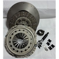 Valair Single Disc Clutch -  1994-2004 Dodge 12 & 24 Valve - NV4500 5 Speed - 12.25