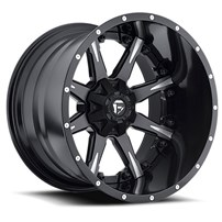 Fuel Off Road Wheels - Nutz Series