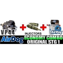 VP44 1 Year Warranty - Injectors - 100 GPH Original Airdog - Combo Package