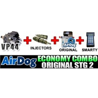 VP44 1 Year Warranty - Injectors - 100 GPH Original Airdog - Smarty Tuner Combo Package