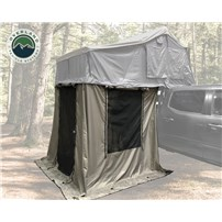 OVS Nomadic 4 Annex Green Base With Black Floor & Travel Cover