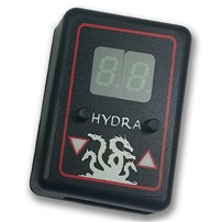 Power Hungry Hydra Chip - GREEN LED
