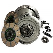 Valair Street Double Disc Clutch