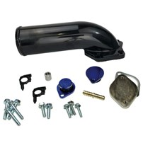GDP Tuning EGR Delete Kit w/High Flow Intake Elbow - 08-10 Ford Powerstroke 6.4L - R-EGRD-08-106.4FORD