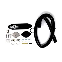 GDP Tuning EGR Delete Kit w/Coolant Re-Route Hose for Factory Pyro - 11-14 Ford Powerstroke 6.7L - R-EGRD-11-14FORD-HOSE