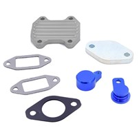 GDP Tuning EGR Delete Kit - 13-16 Dodge Cummins 6.7L (Cab & Chassis Trucks Only) - R-EGRD-13-16CABCHASSIS