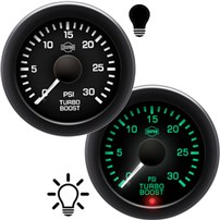 ISSPRO R16000 Series Turbo Boost Gauges
