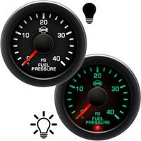 ISSPRO R17000 Series Fuel Pressure Gauges