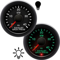 ISSPRO R17000 Series Exhaust Backpressure Gauges