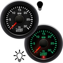 ISSPRO R17000 Series Turbo Boost Gauges