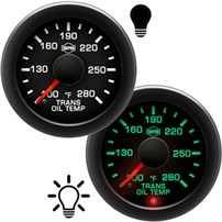ISSPRO R17000 Series Transmission Oil Temperature Gauges