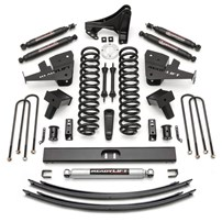 Readylift Complete Big Lift Kits - 8.0'' Lift Kit with SST3000 Shocks - 2 Piece Drive Shaft - 17-19 FORD F250/F350 Diesel  4WD