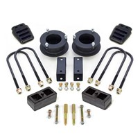 Readylift 3.0'' Front with 2.0'' Rear SST Lift Kit - 2003-2013 DODGE/RAM 2500/3500 4WD  - 69-1092