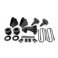 Readylift 3.5'' SST Lift Kit with 5'' Rear Tapered Blocks - 1 Piece Drive Shaft without Shocks - 2011-2016 FORD 4WD - 69-2538