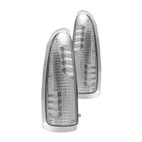 Recon - LED Side Mirror Lenses - 2 Piece Set