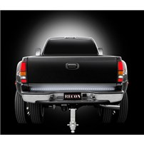 Recon - Tailgate Bar w/Red L.E.D. Brake Lights & White L.E.D. Reverse Lights