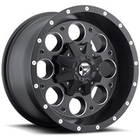 Fuel Off Road Wheels - Revolver Series