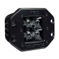 Rigid Industries D-Series Dually LED Light (Flush Mount)